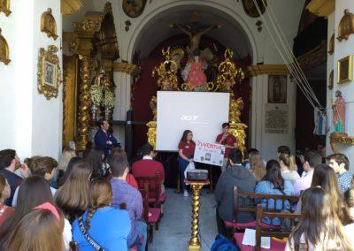 Presentación San Gonzalo